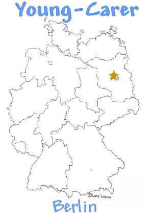 Berlin, Youngcarer, Young-Carers, junge Pflegende, pflegende Kinder, Kinder kranker Eltern, Kinder, häusliche, Pflege, Hilfe, kranke Eltern, Beratung