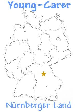 Nürnberger Land, Youngcarer, Young-Carers, junge Pflegende, pflegende Kinder, Kinder kranker Eltern, Kinder, häusliche, Pflege, Hilfe, kranke Eltern, Beratung
