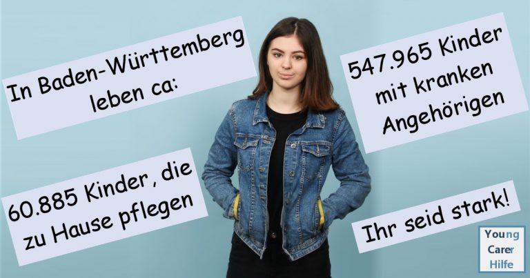 Baden-Württemberg, Youngcarer, Kinder kranker Eltern, pflegende Angehörige, Schulsozialarbeit, Schulung, Sucht, Depression, pflegende Jugendliche
