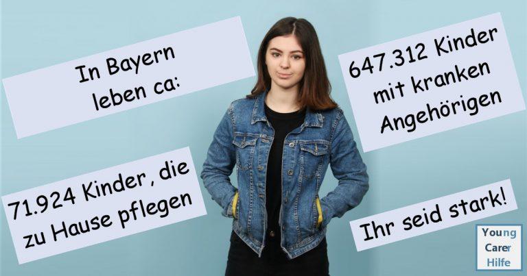 Bayern, Youngcarer, Kinder kranker Eltern, pflegende Angehörige, Schulsozialarbeit, Schulung, Sucht, Depression, pflegende Jugendliche
