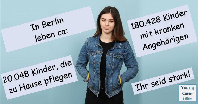 Berlin, Youngcarer, Kinder kranker Eltern, pflegende Angehörige, Schulsozialarbeit, Schulung, Sucht, Depression, pflegende Jugendliche