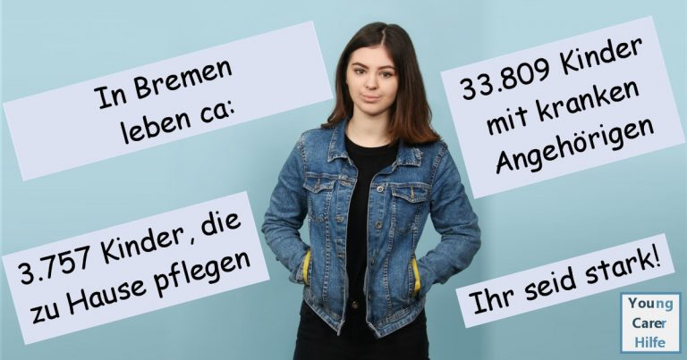 Bremen, Youngcarer, Kinder kranker Eltern, pflegende Angehörige, Schulsozialarbeit, Schulung, Sucht, Depression, pflegende Jugendliche