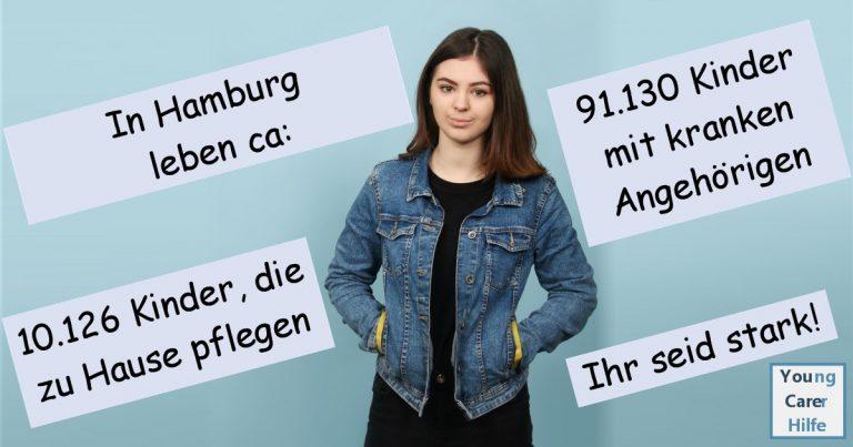 Hamburg, Youngcarer, Kinder kranker Eltern, pflegende Angehörige, Schulsozialarbeit, Schulung, Sucht, Depression, pflegende Jugendliche