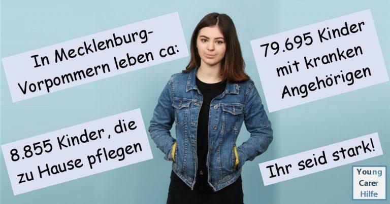 Mecklenburg,Youngcarer, Kinder kranker Eltern, pflegende Angehörige, Schulsozialarbeit, Schulung, Sucht, Depression, pflegende Jugendliche