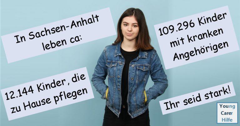 Sachsen-Anhalt, Youngcarer, Kinder kranker Eltern, pflegende Angehörige, Schulsozialarbeit, Schulung, Sucht, Depression, pflegende Jugendliche