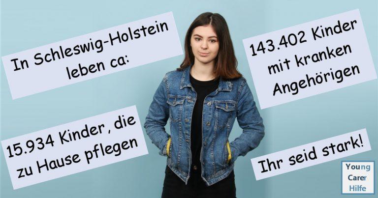 Schleswig-Holstein, Youngcarer, Kinder kranker Eltern, pflegende Angehörige, Schulsozialarbeit, Schulung, Sucht, Depression, pflegende Jugendliche