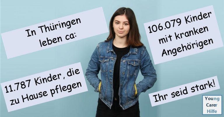 Thüringen, Youngcarer, Kinder kranker Eltern, pflegende Angehörige, Schulsozialarbeit, Schulung, Sucht, Depression, pflegende Jugendliche
